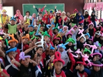 Outreach to Schools